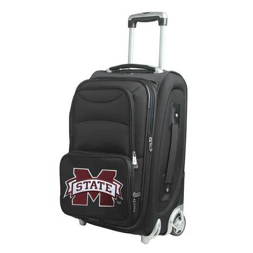 CLMPL203: NCAA Mississippi St Bulldogs  Carry-On  Rllng Sftsd Nyln